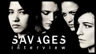 [インタビュー]<br />【SAVAGES】来日直前! 絶賛されるガールズ・ポスト・パンク・バンドの正体に迫る