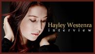"""[インタビュー]<br />【ヘイリー Hayley Westenra】 """"海上自衛隊の歌姫""""とのデュエット曲も収録のベスト・アルバムをリリース"""