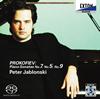 プロコフィエフ:ピアノ・ソナタ第7番・第5番・第9番 ヤブロンスキー(P)