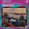 シベリウス:交響曲第5番・第7番 デイヴィス / BSO