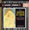 ラヴェル:ダフニスとクロエ ミュンシュ / BSO ニュー・イングランド音楽院cho. 他