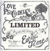 ラブ サイケデリコ / Early Times〜The Best of LOVE PSYCHEDELICO [廃盤]
