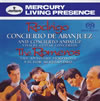ロドリーゴ:アランフエス協奏曲 / アンダルシア協奏曲 他 ロメロ・ギター四重奏団 アレッサンドロ / サンアントニオso.