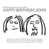 Happy Birthday、John