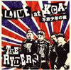 THE RYDERS / LIVE AT KLUB COUNTER ACTION〜不良少年の夜〜