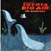 TOYOTA BIG AIR 10th anniversary CD