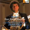 モーツァルト:ホルン協奏曲(全4曲) / ホルンとオーケストラのためのロンド ティルシャル(HR) コシュラー / チェコ・フィルハーモニーco.