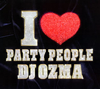 DJ OZMA / IPARTY PEOPLE
