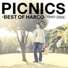 HARCO / PICNICS-BEST OF HARCO-(1997-2006) [CD+DVD] [限定]