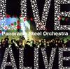 パノラマ・スティール・オーケストラ / ライブ・アライブ [CD+DVD]