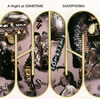 サキソフォビア / ア・ナイト・アット・サムタイム [CD] [アルバム] [2008/04/23発売]