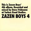 ZAZEN BOYS / ZAZEN BOYS 4