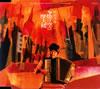 中山うり / 夕焼け空に摩天楼 [CD] [シングル] [2008/10/08発売]