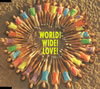 hitomi / WORLD! WIDE! LOVE!