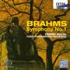 ブラームス:交響曲第1番 マーツァル / チェコpo.