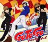 ブラック ボーダーズ / Go To Go