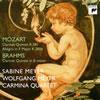 モーツァルト&ブラームス:クラリネット五重奏曲 ほか S.マイヤー(CL) W.マイヤー(CL、バセットホルン) カルミナSQ [CD] [アルバム] [2010/10/27発売]