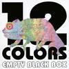 EMPTY BLACK BOX / 12 COLORS