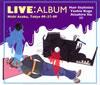 Hair Stylistics / LIVE:ALBUM [紙ジャケット仕様] [3CD] [CD] [アルバム] [2010/10/26発売]