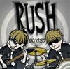 BLACK BORDERS / RUSH