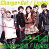 AAA / Charge&Go! / Lights [CD+DVD]