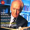 シューベルト:交響曲第8番「未完成」・第9番「ザ・グレイト」 ヴァント / BPO