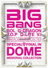BIGBANG / SPECIAL FINAL IN DOME MEMORIAL COLLECTION [トールケース仕様] [CD+DVD]