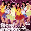 きみともキャンディ / secret emotion [CD+DVD] [CD] [シングル] [2013/03/06発売]