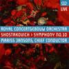 ショスタコーヴィチ:交響曲第10番 ヤンソンス / RCO