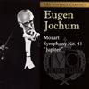 モーツァルト:交響曲第41番「ジュピター」 / エック:ラモーの主題によるフランス組曲 ヨッフム / 東京so.
