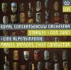 R.シュトラウス:アルプス交響曲 / 交響詩「ドン・ファン」 ヤンソンス / RCO