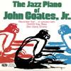 ジョン・コーツJr / ジャズ・ピアノ・オブ・ジョン・コーツJr