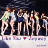 ウェザーガールズ / Like You〓[ハート]Anyway [CD+DVD] [限定][廃盤] [CD] [シングル] [2014/06/04発売]