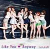 ウェザーガールズ / Like You〓[ハート]Anyway [廃盤] [CD] [シングル] [2014/06/04発売]