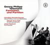 テレマン:幻想曲&パルティータ集 シェレンベルガー(OB) 他 [デジパック仕様] [2CD] [CD] [アルバム] [2014/06/25発売]
