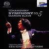 チャイコフスキー:交響曲第5番&スラヴ行進曲 小林研一郎 / チェコ・フィルハーモニー管弦楽団