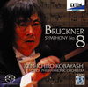 ブルックナー:交響曲第8番 小林研一郎 / チェコ・フィルハーモニー管弦楽団