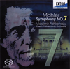 マーラー:交響曲第7番「夜の歌」 アシュケナージ / チェコpo.