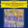 シューベルト:歌曲集「白鳥の歌」 フィッシャー=ディースカウ(Br) ムーア(p) [限定]