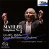 マーラー:交響曲第1番「巨人」-ワンポイント・マイクロフォン・ヴァージョン- インバル / チェコpo.