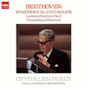 ベートーヴェン:交響曲第2番 / 「レオノーレ」序曲第2番 / 「プロメテウスの創造物」序曲 クレンペラー / PO [限定]