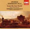 ドヴォルザーク:交響曲第9番「新世界より」 / スメタナ:モルダウ カラヤン / BPO [限定]