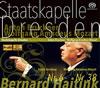 ブルックナー:交響曲第6番 / モーツァルト:交響曲第38番「プラハ」 ハイティンク / シュターツカペレ・ドレスデン [デジパック仕様] [限定]