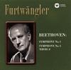 ベートーヴェン:交響曲第1番&第3番「英雄」 フルトヴェングラー / VPO