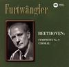 ベートーヴェン:交響曲第9番「合唱付き」 フルトヴェングラー / バイロイト祝祭o.、cho. 他