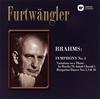 ブラームス:交響曲第1番 他 フルトヴェングラー / VPO