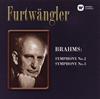 ブラームス:交響曲第2番&第3番 フルトヴェングラー / BPO