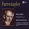 ブラームス:交響曲第4番 他 フルトヴェングラー / BPO、VPO