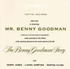 ベニー・グッドマン / ベニー・グッドマン物語 [限定] [CD] [アルバム] [2014/12/03発売]