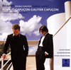 ブラームス:ヴァイオリンとチェロのための二重協奏曲&クラリネット五重奏曲 ルノー・カピュソン(VN) ゴーティエ・カピュソン(VC) [再発]